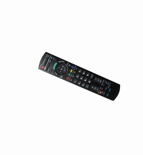Universal Remote Replacement Control Fit For Panasonic N2QAYB000703 N2QAYB000571 Smart 3D Plasma LCD LED HDTV TV