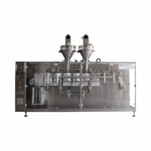 "FP800-H100-1000 100-1000 ml ""DYNA-FILL"" Stand up/Doypack Uitloop Pouch Vorm Vul Seal Capping en Verpakking <span class=keywords><strong>Machine</strong></span>"