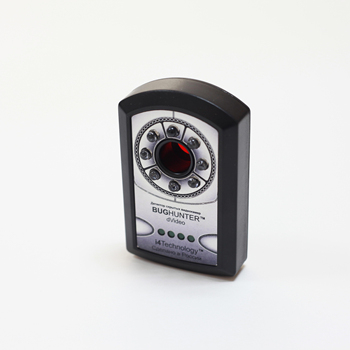 Professional hidden camera detector (wired or wireless)