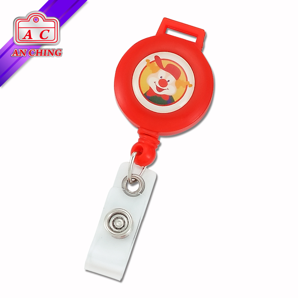 Medical Retractable Badge Reel für Ausweisinhaber