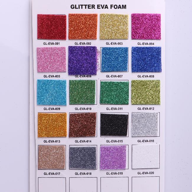 100 Stuks Diverse Kleuren A4 Size8 X 12 Inch Shiny Glitter Stof Lakens Faux Lederen Glitter Canvas Vellen