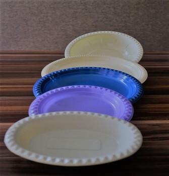 Disposable Luxury Plate & Disposable Luxury Plate - Buy Disposable Plastic PlatesDecorative ...