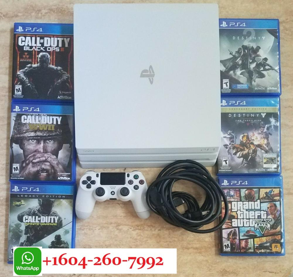 100% sales !! BUY 2 GET 1 FREE!!NEW PS4 PRO 1TB 2TB SLIM 1TB