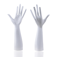 jewelry display female hand mannequin hand for glove