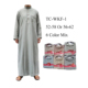 Muslim men dress abaya in dubai araba islamic baju clothing