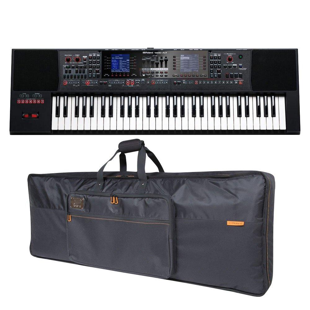 Buy Roland GW7 E09 Arranger Keyboard Wall VII Original Screen in