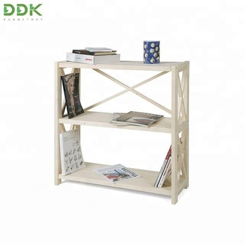 DDK RAN3 Wooden shelf for home and office . Bookshelf