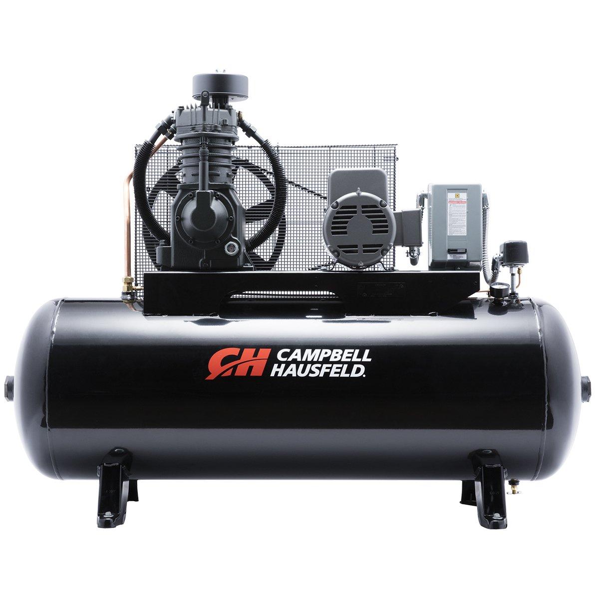 Get Quotations · Campbell Hausfeld CE7005 Hausfeld Campbell Hausfeld Air  Compressor, 80 gallon
