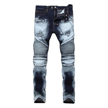 Leading Manufacturer Of Best Quality Bikers Jeans For Men At Low