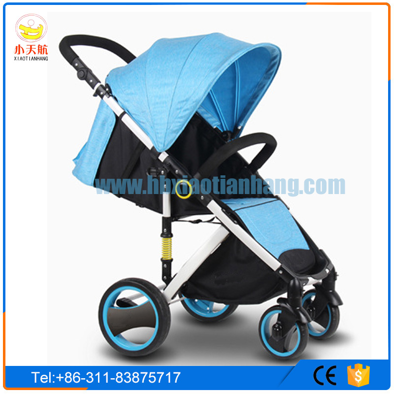 China supply alibaba hot sale kids stroller with suspension