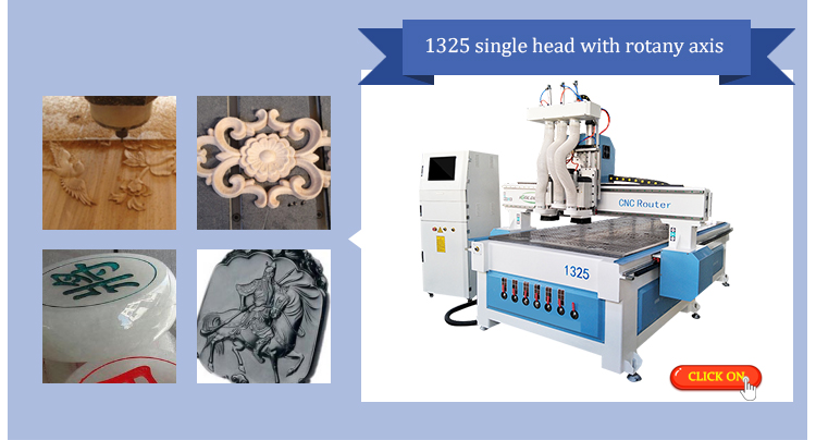 All in One Multifunction 5-axis CNC Milling Machining Center for Wooden Mould Engraving