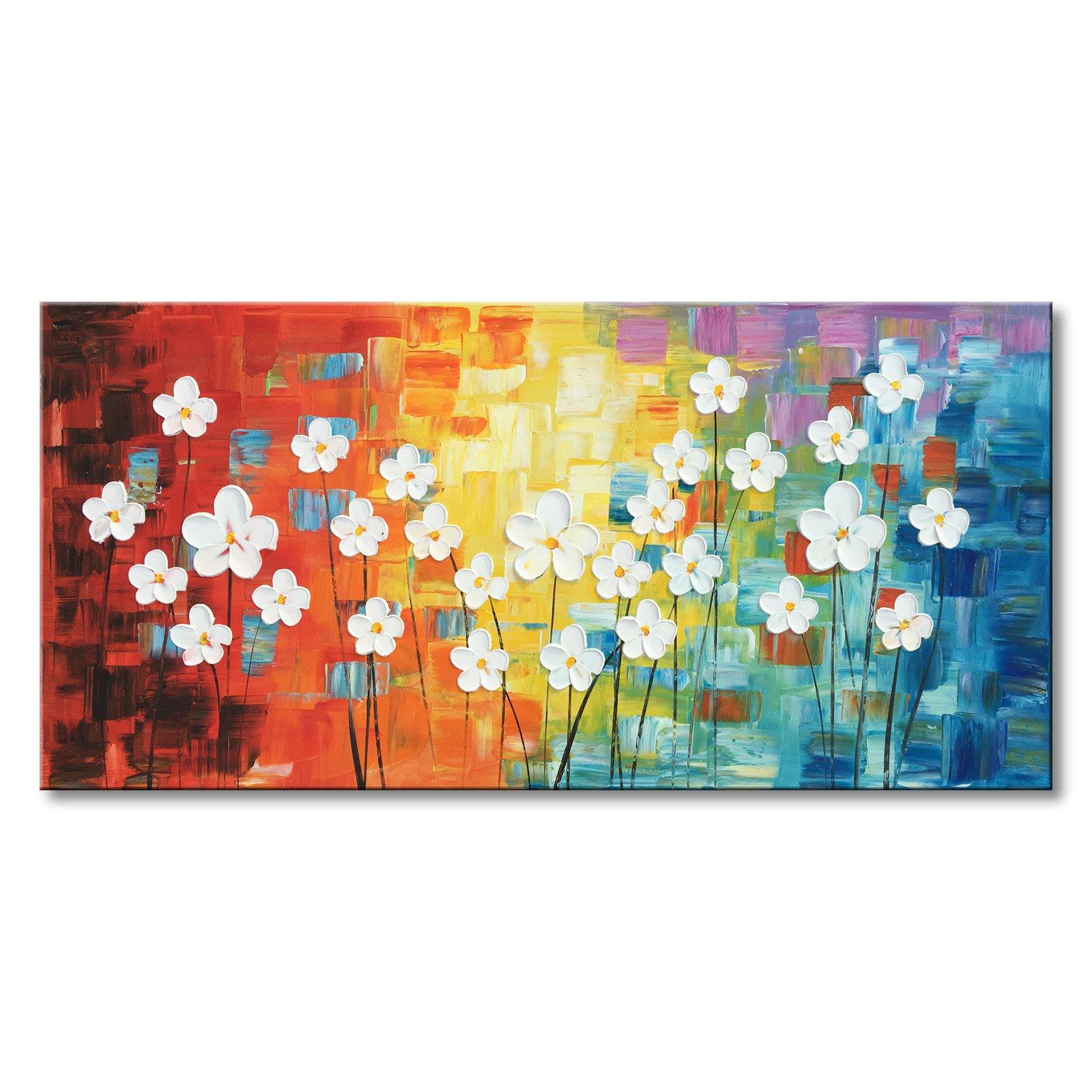 Cheap Flower Oil Art Find Flower Oil Art Deals On Line At Alibaba
