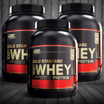 Optimum Nutrition 100 Gold Standard Whey Protein 5 Lbs