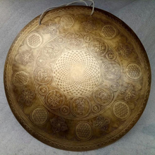 <span class=keywords><strong>Nepal</strong></span> Gongs Produceert (Platte Art Gongs)