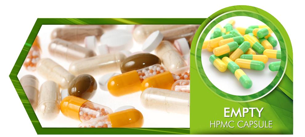 pharmaceutical hard capsule colored empty capsules