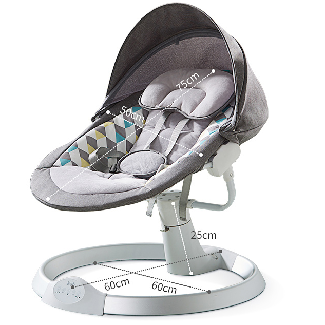 differently d47e7 98aa7 2019 New Arrival!! Intelligent Timing Musical Electric Baby Rocking  Chair,Portable Rocking Bed,Infant Swing Cradle - Buy Electric Rocking  Chair,Swing ...