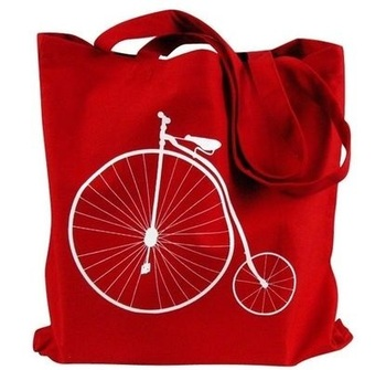 Cotton Short Handle Shopping Bags/ Cotton Grocery Bag/ Canvas Tote Bag