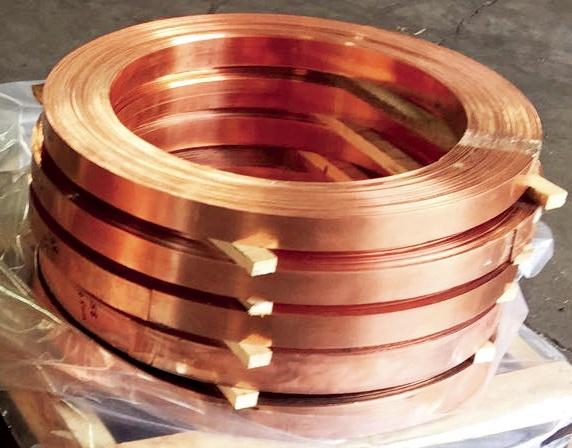 Copper sheet strip gaga porn