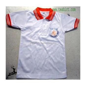 1872b6eb2 Custom Design Boys Polo T Shirt For Kids School Uniforms Wholesale ...