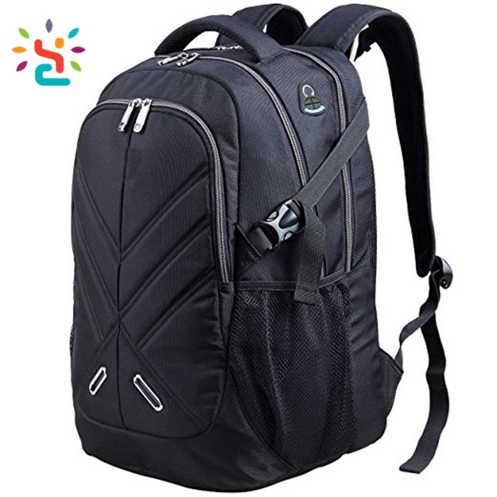 c9c567b0a51b3 Sırt çantası Dizüstü Bilgisayarlar için 17 inç Darbeye Su Geçirmez Seyahat  Çantası Iş Okul Kolej Sırt