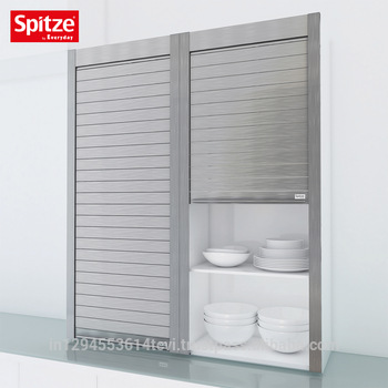 Rolling Shutter Door Pvc Roll Up For Kitchen