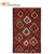 Red Kilim Rug Vintage Semi Antique 225x138cm  or 7'4''x4'5''  Wholesale Price