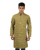 /product-detail/best-selling-olive-green-cotton-floral-printed-kurta-designs-for-men-50037196835.html