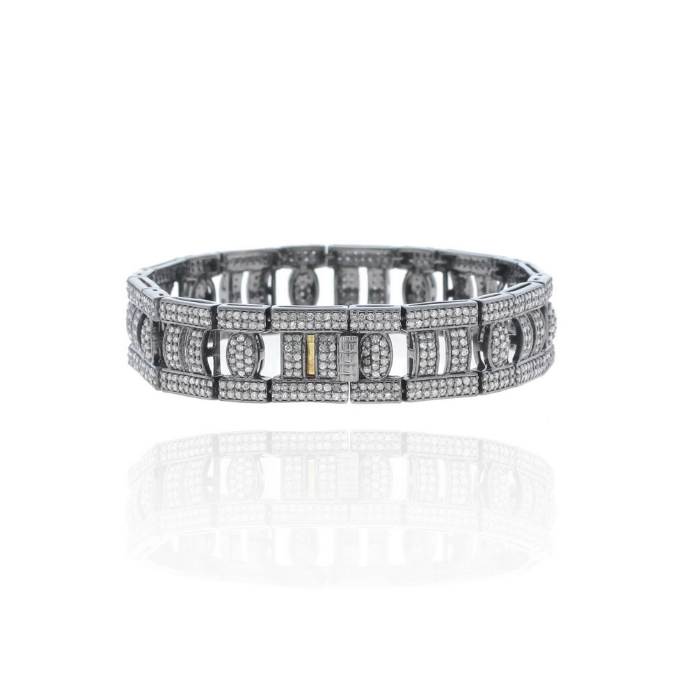 purity by in w bangle line valencia romero classic bracelet bangles diamond view single