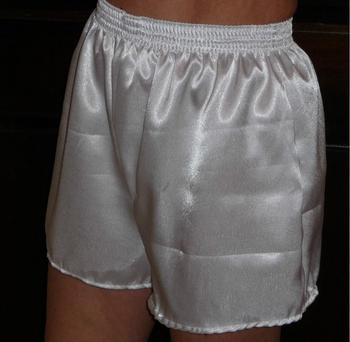 78e7dcf5a57 Usa Top Quality Latest Style White Stretch Satin Sleep Shorts - Buy Satin  Boxers Shorts,Sleepwear Silky Satin Shorts,Cheap Silk Satin Shorts Product  ...