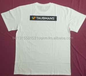 New Design Cheap Price Custom T-Shirt.