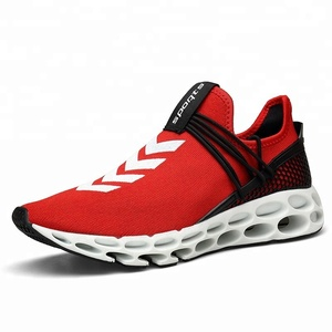 Blade Running Shoes 2018 New Tank Sole Street Sneakers Breathable Fly Trainers Walking Gym Sports Shoes Zapatillas Hombre