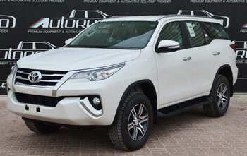 toyota fortuner 2 7 4wd premium a t pearl white buy toyota fortuner brand new toyota product. Black Bedroom Furniture Sets. Home Design Ideas