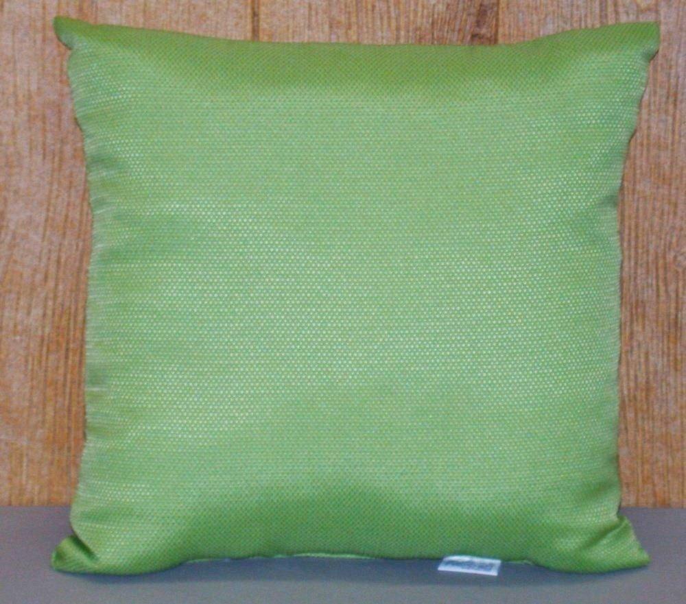 Buffaloe Creek Sales (2) Pc Set ~ Outdoor or Indoor Patio Pillow ~ Solid Coastal Green ~ 16 x 16 x 5NEW