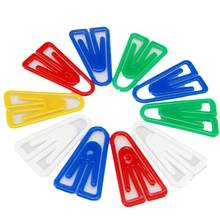 Kantoor Plastic Paperclips In Blister