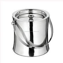 Stainless Steel Metal Ice Bucket Manufacturer