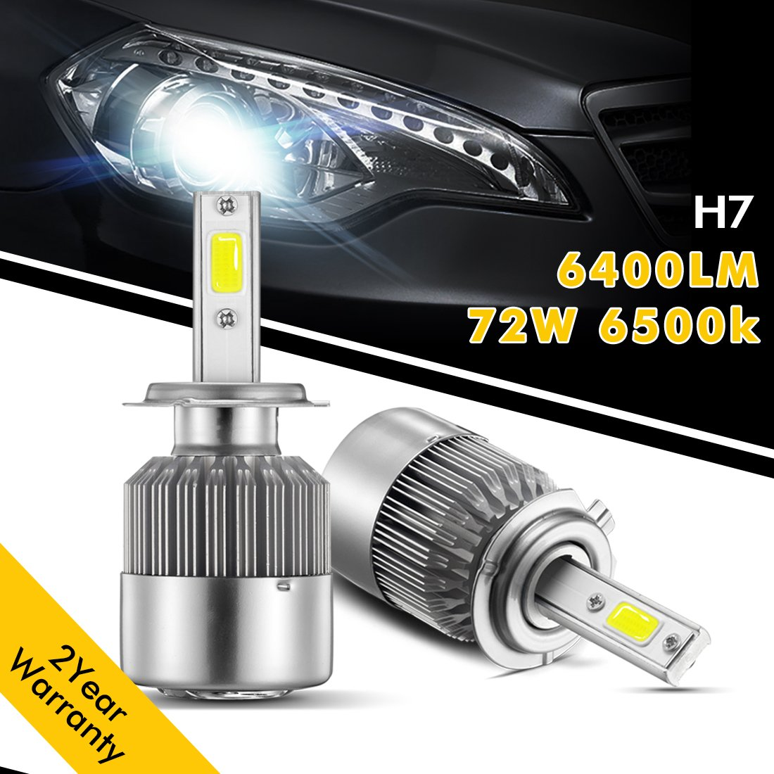 Led Replacement Headlight Bulbs >> Cheap Led Replacement Headlight Bulbs For Cars Find Led