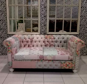 Chesterfield Sofa Patchwork Chesterfield Sofa Patchwork Suppliers