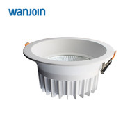 4 inch Dimmable Gimbal Recessed LED Downlight Daylight Adjustable LED Retrofit Lighting Fixture 5 YEARS WARRANTY