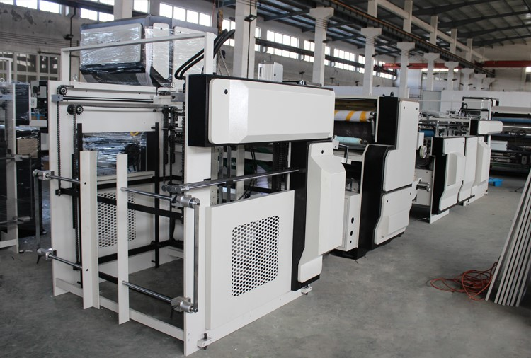 MSFY-B1080 Automatische Thermische Lamineren Machine