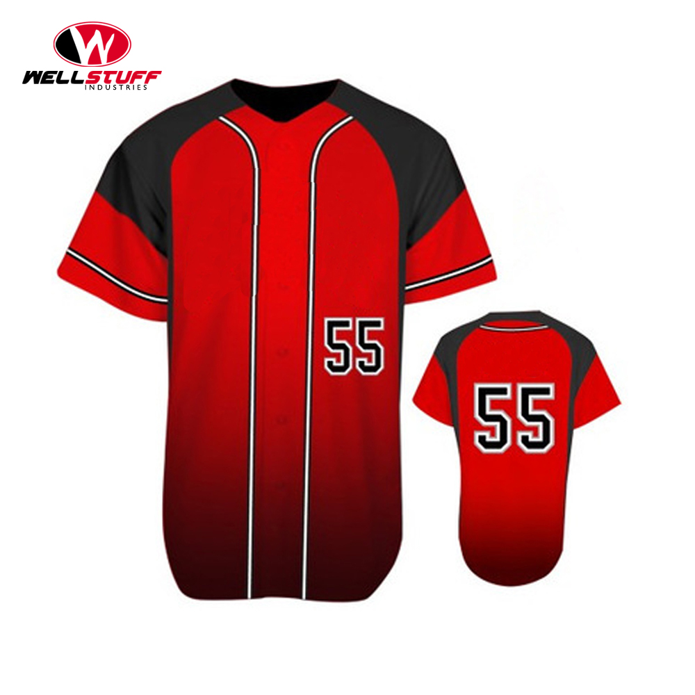 baseball jersey custom design