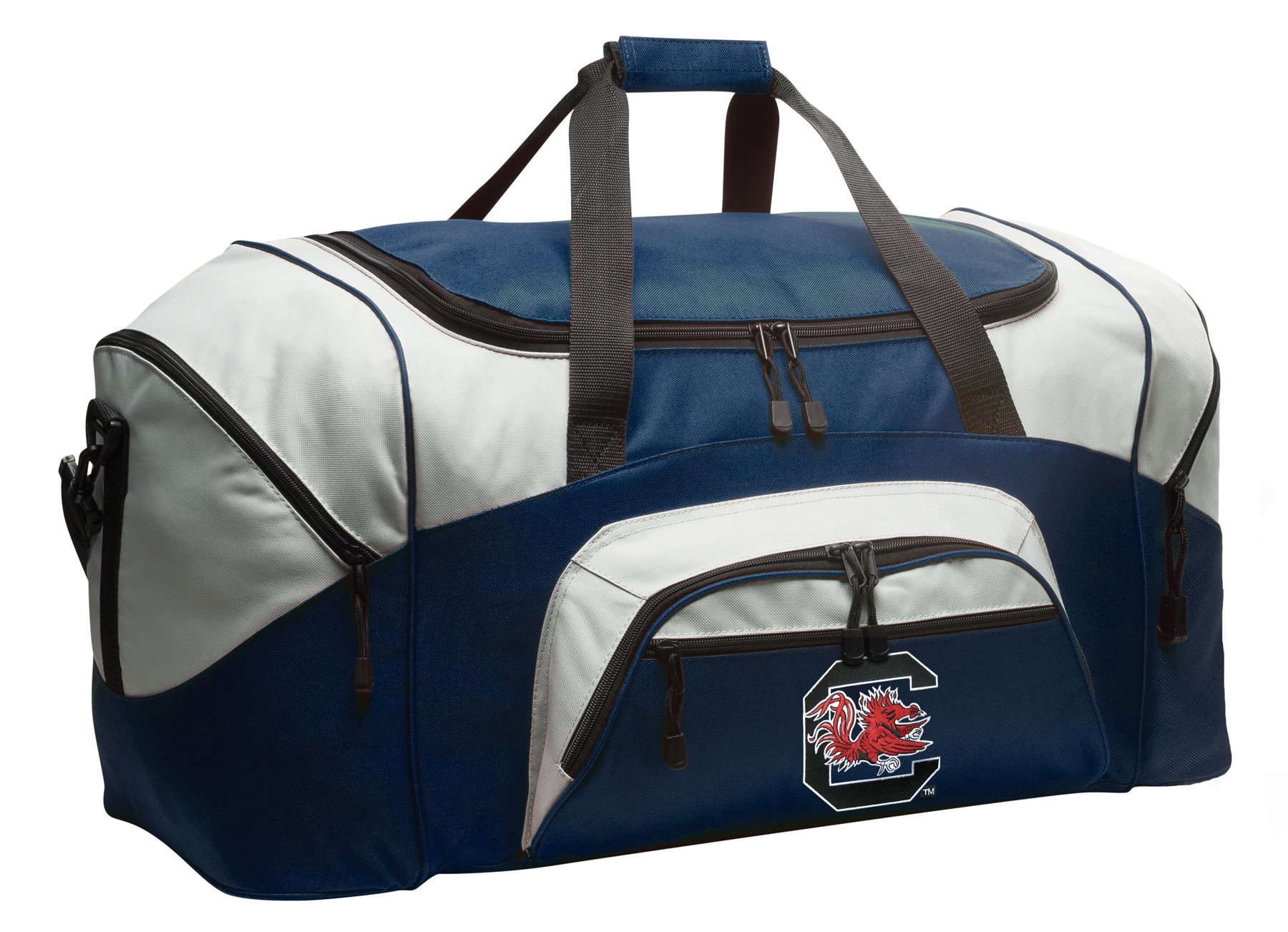 University of South Carolina Duffel Bag South Carolina Gamecocks Gym Bags or Luggage