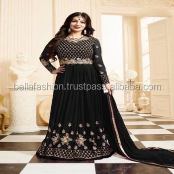 3856d2360f79 Fabulous Fancy Special Pakistani Bridal and Wedding Fashion Designer  Beautiful Floor Length Anarkali Suit Woman Wear