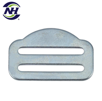 Steel Buckle 3mm Thick adjustable climbing buckle