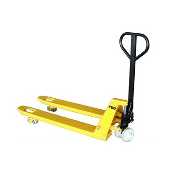 Warehouse Industrial Forklift Lift Truck Electric Pallet Truck Stacker