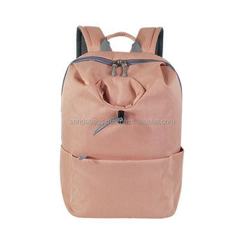 NEW WOMEN BUSINESS TRAVEL BACKPACK 2019 MADE IN VIETNAM