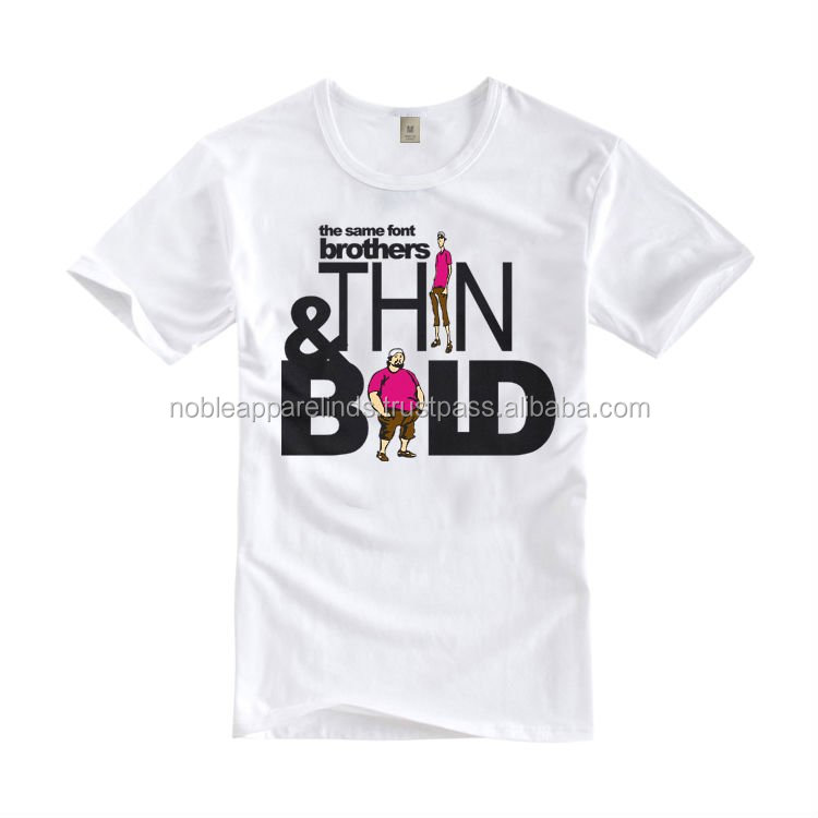 customized screen printed cotton t shirt men, custom t shirt printing tee shirt color white and front print men/women