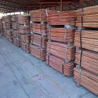 Cu 99.99% Electrolytic Copper Cathodes / 99.99% GRADE A Cathode Copper