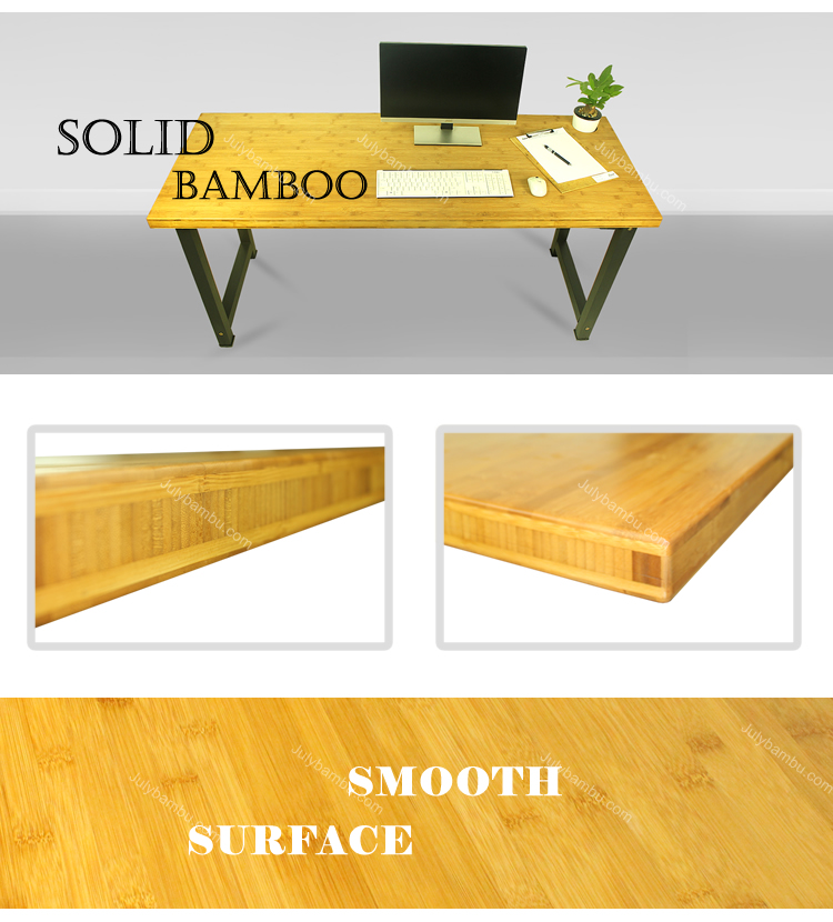 Solid Bamboo worktop-1