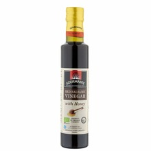 GOURMANTE जैव शहद के साथ लाल <span class=keywords><strong>Balsamic</strong></span> <span class=keywords><strong>सिरका</strong></span> 250 ml