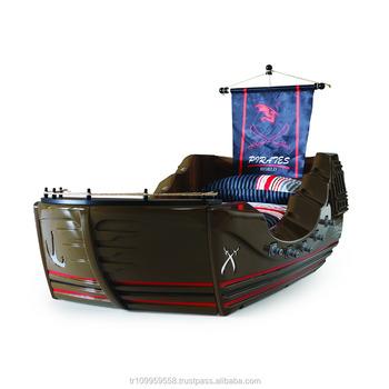 haute qualit abs course bateau lit pirates bateau standart lit - Lit Pirate
